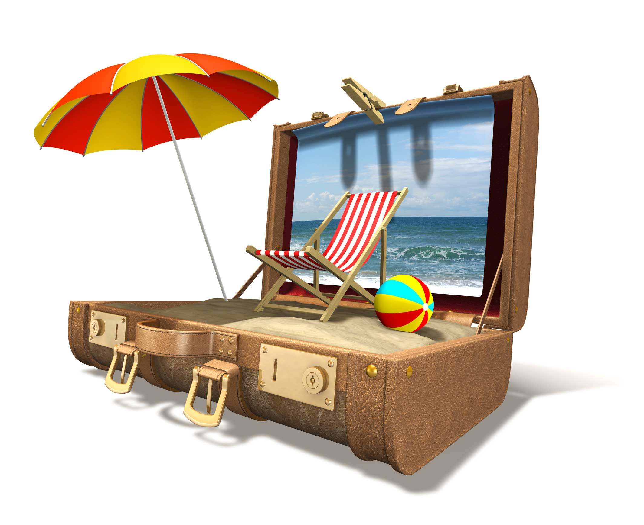 savvy tips for summer travel - linn area credit union