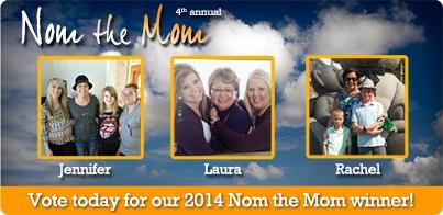 Nom the Mom 2014 VOTE (FB Size)