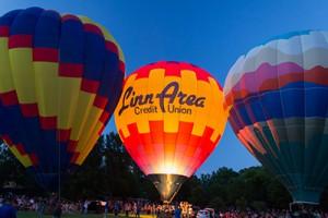 Balloon Glow 2013-1