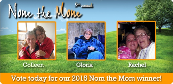 Nom the Mom 2015 VOTE (Promo)