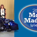 Members Win One-of-a-Kind Motorcycle!