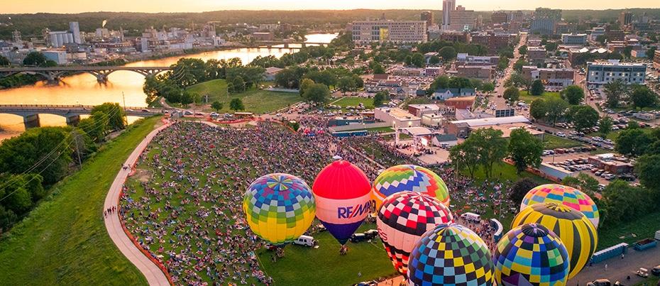 Balloon Glow 2019