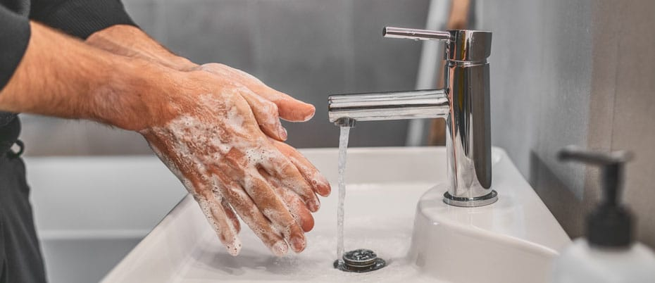 Handwashing to protect against COVID-19